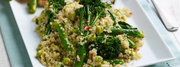 Quinoa Salad with Tenderstem® Broccoli